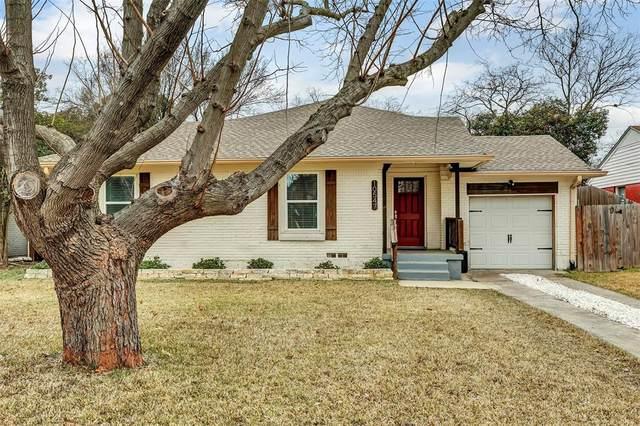 10547 Cayuga Drive, Dallas, TX 75228 (MLS #14518212) :: NewHomePrograms.com