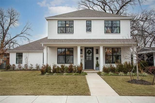 5820 Straley Avenue, Westworth Village, TX 76114 (MLS #14518248) :: The Kimberly Davis Group