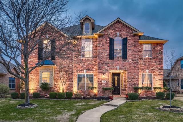 1981 Mustang Trail, Frisco, TX 75033 (MLS #14518293) :: Robbins Real Estate Group