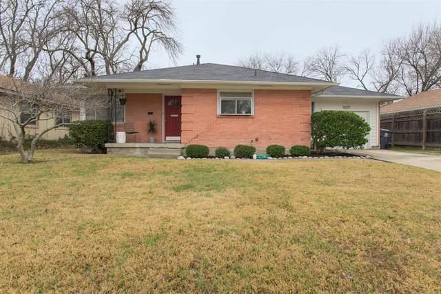 10217 Estacado Drive, Dallas, TX 75228 (MLS #14518310) :: The Kimberly Davis Group