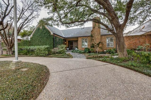 7709 Southwestern Boulevard, Dallas, TX 75225 (MLS #14518347) :: Robbins Real Estate Group