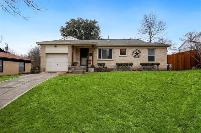 5917 Hollis Avenue, Dallas, TX 75227 (MLS #14518371) :: The Kimberly Davis Group