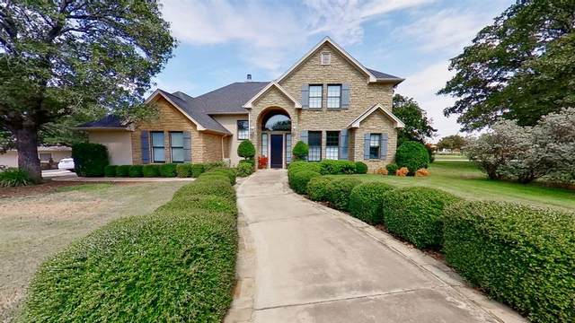 402 Half Moon Way, Runaway Bay, TX 76426 (MLS #14518373) :: RE/MAX Landmark