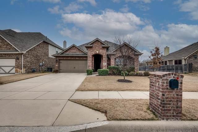 15628 Fire Creek Lane, Fort Worth, TX 76177 (MLS #14518401) :: The Kimberly Davis Group