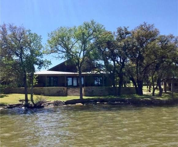 113 Sikes Court, Possum Kingdom Lake, TX 76449 (MLS #14518413) :: The Kimberly Davis Group