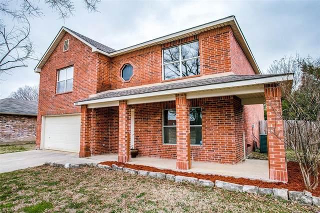 213 Ellicott Drive, Roanoke, TX 76262 (MLS #14518430) :: Robbins Real Estate Group