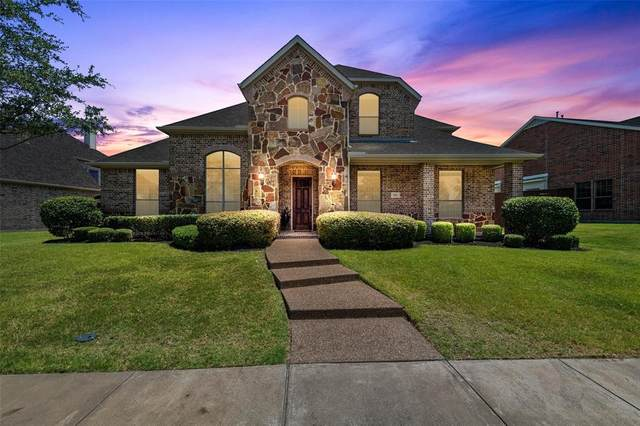 649 York Court, Lewisville, TX 75056 (MLS #14518448) :: Team Tiller