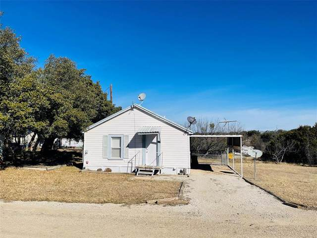 6814 County Road 499, Brownwood, TX 76801 (MLS #14518454) :: The Chad Smith Team