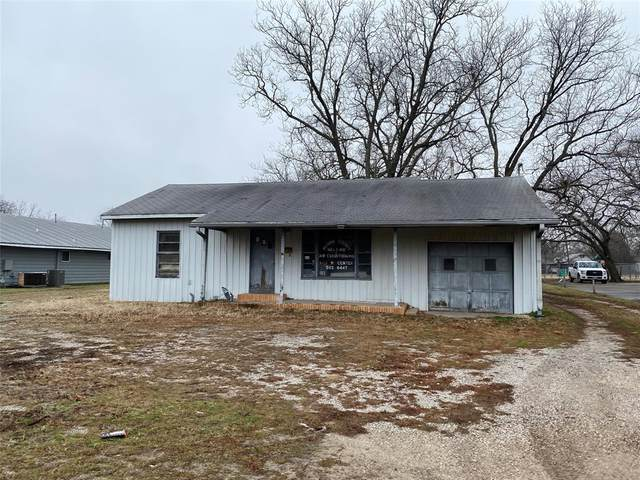 1719 N Center Street, Bonham, TX 75418 (MLS #14518456) :: The Juli Black Team