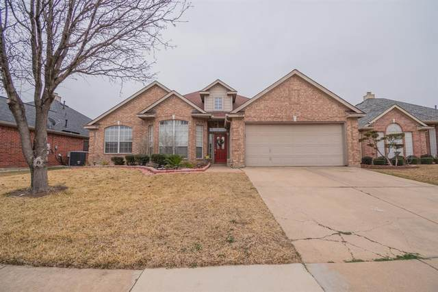 202 Fort Edward Drive, Arlington, TX 76002 (MLS #14518464) :: The Mitchell Group