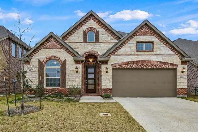 3409 Spring Grove Lane, Flower Mound, TX 75028 (MLS #14518483) :: Robbins Real Estate Group