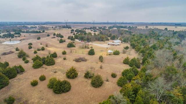 2551 Farrar Rd Road, Palmer, TX 75152 (MLS #14518496) :: Wood Real Estate Group