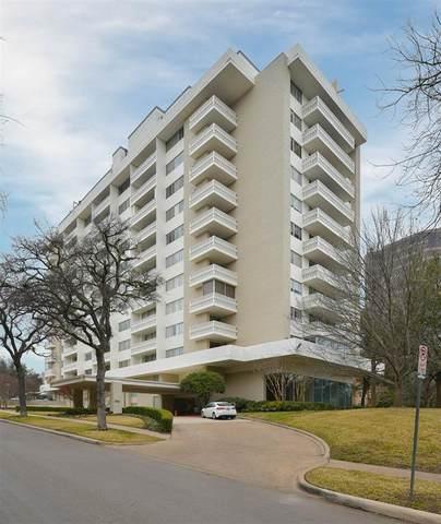 3701 Turtle Creek Boulevard 12H, Dallas, TX 75219 (MLS #14518533) :: The Hornburg Real Estate Group