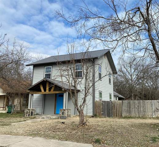 822 S Grand Avenue, Gainesville, TX 76240 (MLS #14518543) :: Trinity Premier Properties