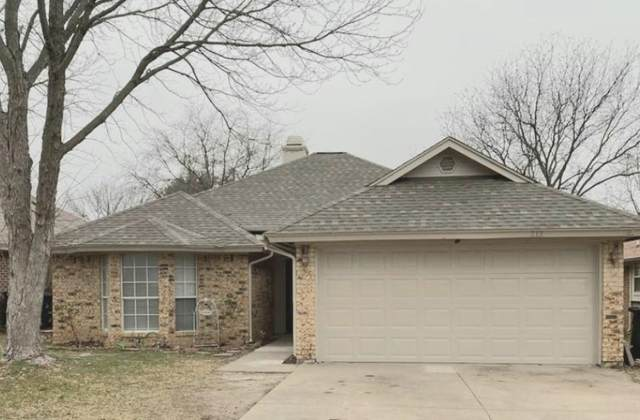 213 N Flaxseed Lane, Fort Worth, TX 76108 (MLS #14518551) :: Robbins Real Estate Group
