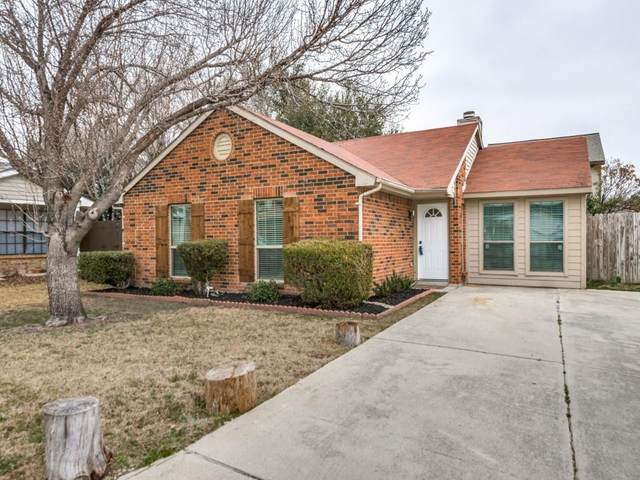 4522 Nervin Street, The Colony, TX 75056 (MLS #14518564) :: The Property Guys