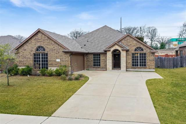 1205 Goffin Drive, Desoto, TX 75115 (MLS #14518604) :: Robbins Real Estate Group