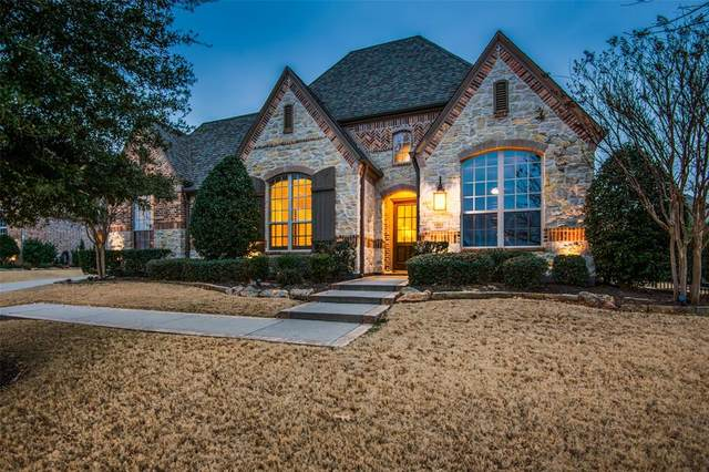 4000 Chama Street, Prosper, TX 75078 (MLS #14518606) :: Robbins Real Estate Group