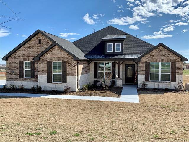 1005 Pebblegate Road, Weatherford, TX 76085 (MLS #14518609) :: Maegan Brest | Keller Williams Realty