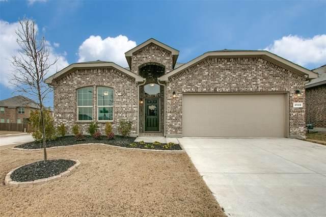 2540 Clay Creek Lane, Fort Worth, TX 76177 (MLS #14518621) :: The Kimberly Davis Group