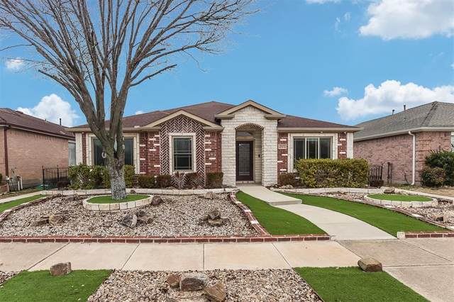 2602 Hillside Drive, Wylie, TX 75098 (MLS #14518631) :: Robbins Real Estate Group