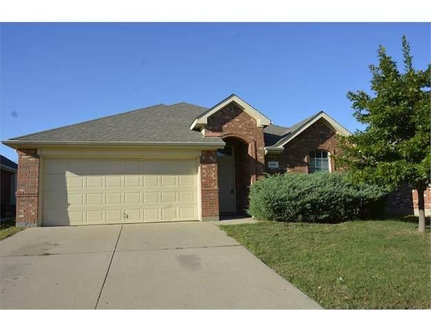 645 Horn Street, Crowley, TX 76036 (MLS #14518634) :: Jones-Papadopoulos & Co