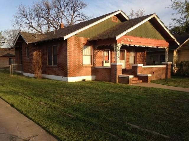 642 Chestnut Street, Abilene, TX 79602 (MLS #14518668) :: Team Tiller