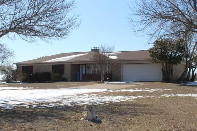 1420 County Road 4651, Rhome, TX 76078 (MLS #14518685) :: The Kimberly Davis Group