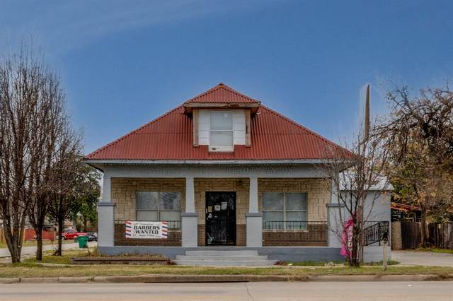 2211 N Beach Street, Haltom City, TX 76111 (MLS #14518719) :: All Cities USA Realty