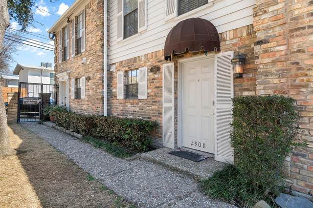 2908 Wycliff Avenue, Dallas, TX 75219 (MLS #14518743) :: Robbins Real Estate Group
