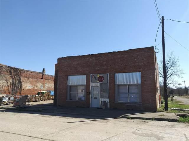111 W Main Street, Ladonia, TX 75449 (MLS #14518757) :: All Cities USA Realty