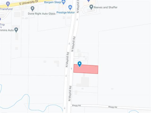0000 N Mayhill Road, Denton, TX 76208 (MLS #14518768) :: The Kimberly Davis Group