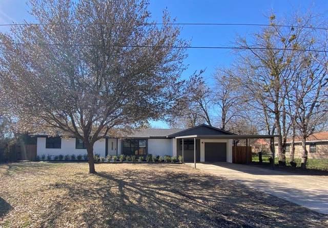 900 S Frances Street, Terrell, TX 75160 (MLS #14518805) :: Post Oak Realty