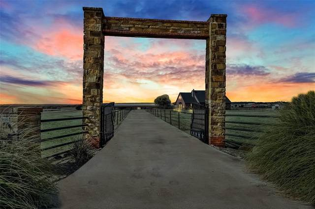 1101 County Road 203, Collinsville, TX 76233 (MLS #14518846) :: The Kimberly Davis Group
