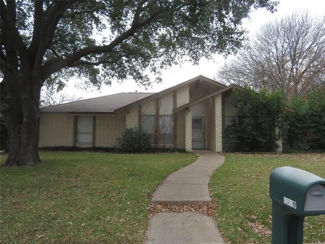 1320 San Antone Lane, Lewisville, TX 75077 (MLS #14518850) :: The Good Home Team