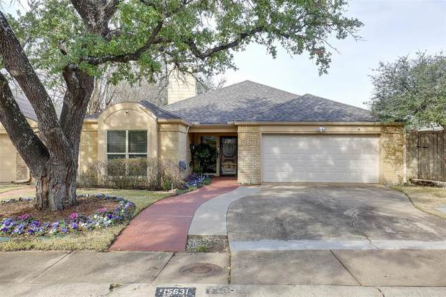 15631 Ranchita Drive, Dallas, TX 75248 (#14518857) :: Homes By Lainie Real Estate Group