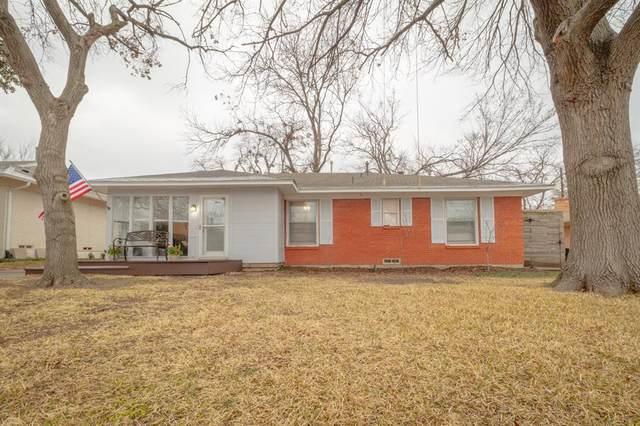 6665 Highgate Lane, Dallas, TX 75214 (MLS #14518889) :: Team Hodnett