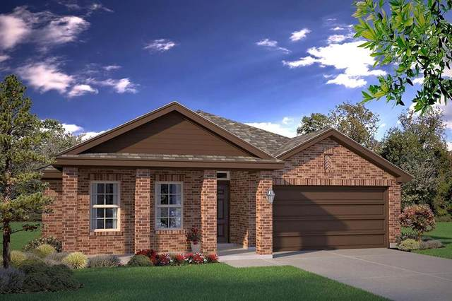 2125 Marshville Road, Fort Worth, TX 76108 (MLS #14518893) :: The Kimberly Davis Group