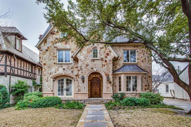 4361 Southern Avenue, Highland Park, TX 75205 (MLS #14518913) :: Robbins Real Estate Group