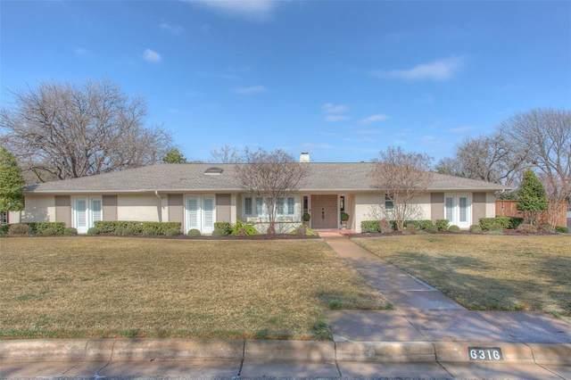 6316 Klamath Road, Fort Worth, TX 76116 (MLS #14518919) :: Robbins Real Estate Group
