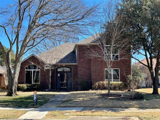 2124 Larkspur Drive, Carrollton, TX 75010 (MLS #14518937) :: Jones-Papadopoulos & Co