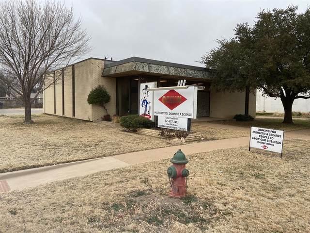 1202 Pine Street, Abilene, TX 79601 (MLS #14518943) :: Real Estate By Design