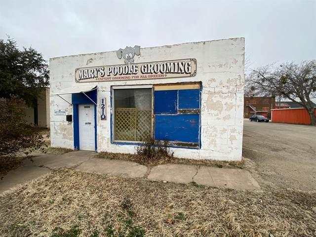 1210 Pine Street, Abilene, TX 79601 (MLS #14518946) :: Real Estate By Design