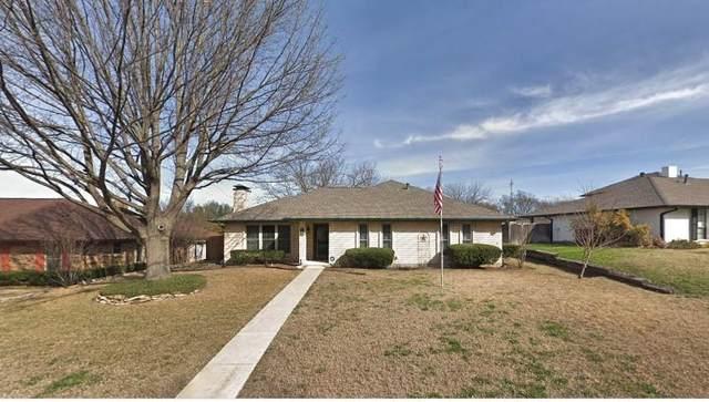 708 Village Green Drive, Rockwall, TX 75087 (MLS #14518957) :: The Kimberly Davis Group