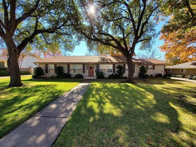3544 Northaven Road, Dallas, TX 75229 (MLS #14518962) :: Robbins Real Estate Group