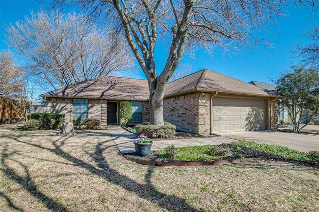 8300 Christie Drive, Frisco, TX 75033 (MLS #14518977) :: Bray Real Estate Group