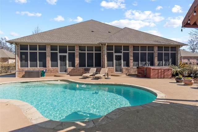 18590 Marina Drive, Kemp, TX 75143 (MLS #14518990) :: Post Oak Realty