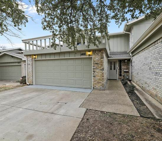 1408 El Camino Real, Euless, TX 76040 (MLS #14519016) :: The Chad Smith Team