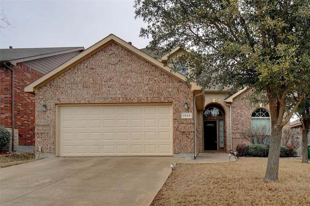 2629 Triangle Leaf Drive, Fort Worth, TX 76244 (MLS #14519034) :: The Property Guys