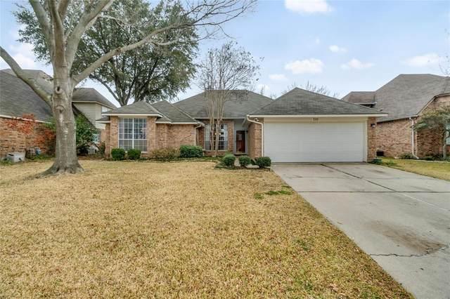 341 Clayton Street, Grand Prairie, TX 75052 (MLS #14519043) :: Robbins Real Estate Group
